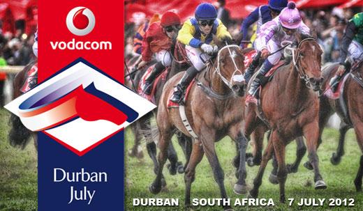 Vodacom Durban July 2012