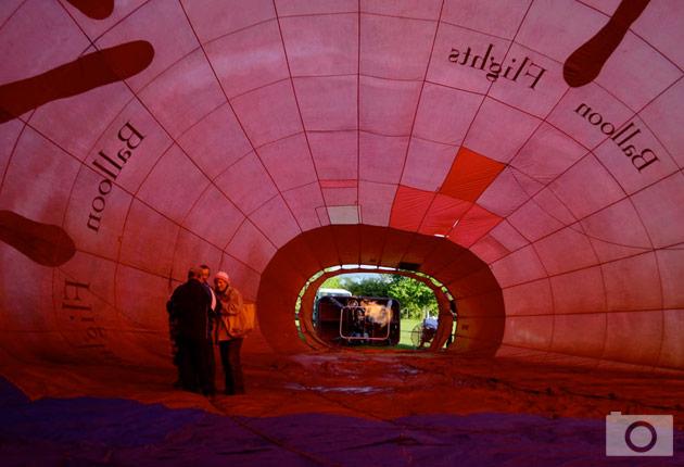 Hot Air Ballooning in the Kwa-Zulu Natal Midlands