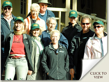 Team Valor International visit to Summerhill Stud