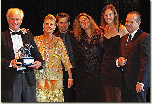 team summerhill 2005 equus awards