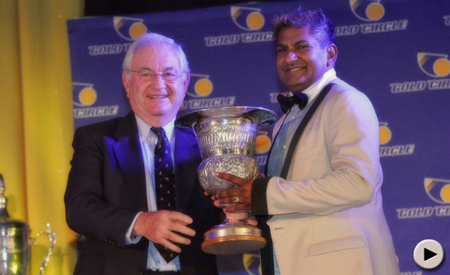 Alesh Naidoo - KZN Racing Personality of the Year