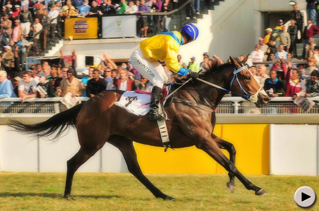 Igugu wins the SA Oaks and Triple Tiara