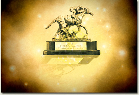 Equus Champion Breeder Award