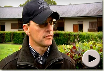 Aidan O'Brien discussed his runners for Royal Ascot 2011