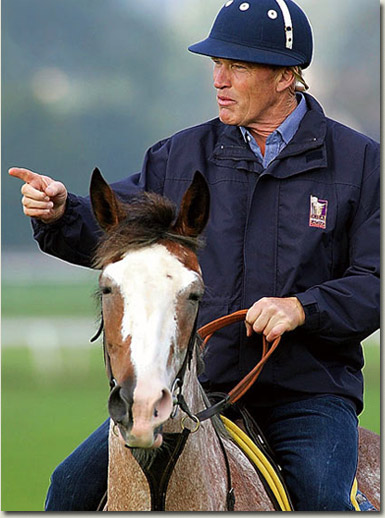 john gosden on horse