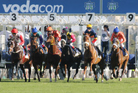 vodacom durban july start