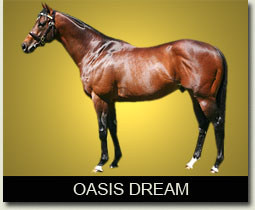 oasis dream juddmonte