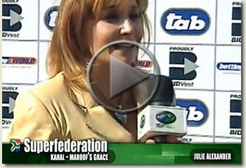 superfederation turffontein racecourse 12 september 2009 video