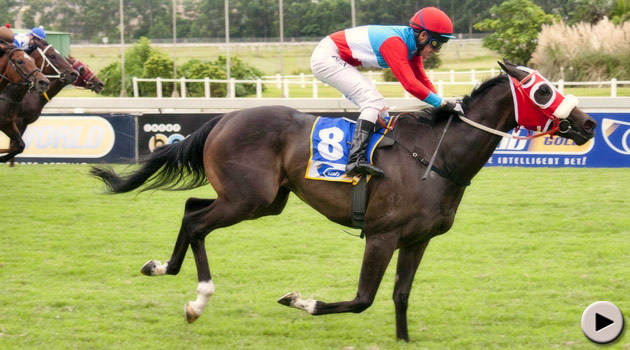 Dylan's Promise wins the Umsinzi Handicap