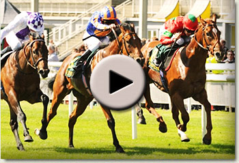 zoffany winning the keeneland phoenix stakes in ireland video