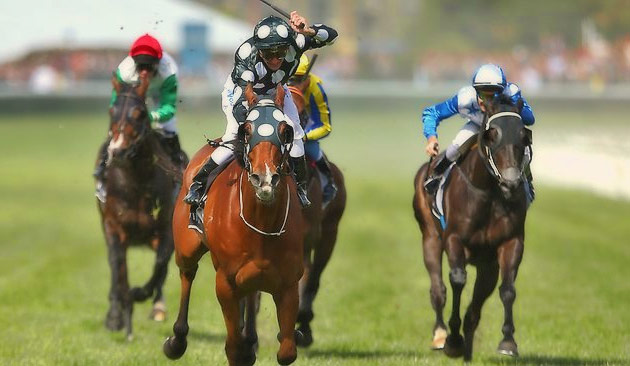 Solzhenitsyn wins the Toorak Handicap for St Petersburg