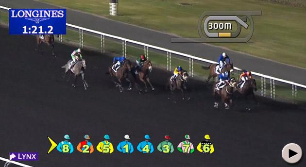 Soft Falling Rain wins UAE 2000 Guineas