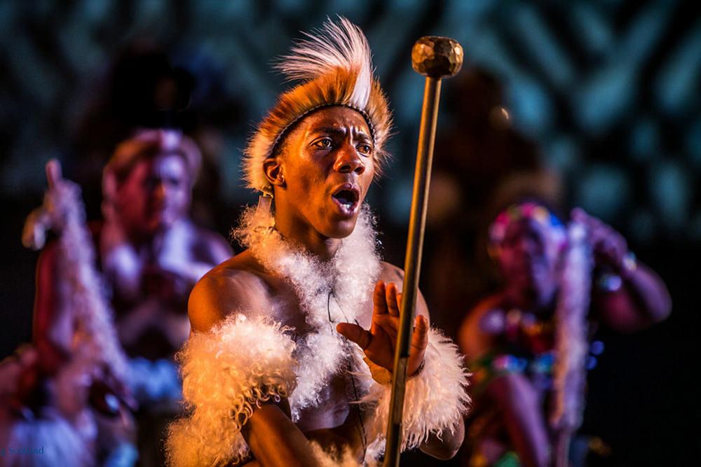 Zulu Dancers 3