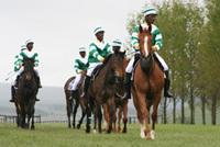 ready to run jockeys