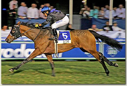 outcome horse