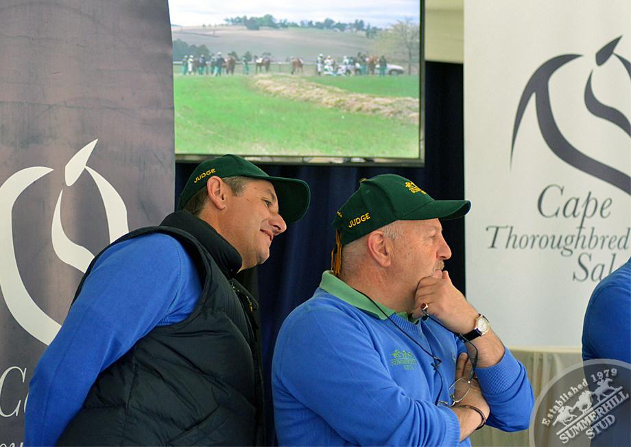 Joey Ramsden and Craig Peters