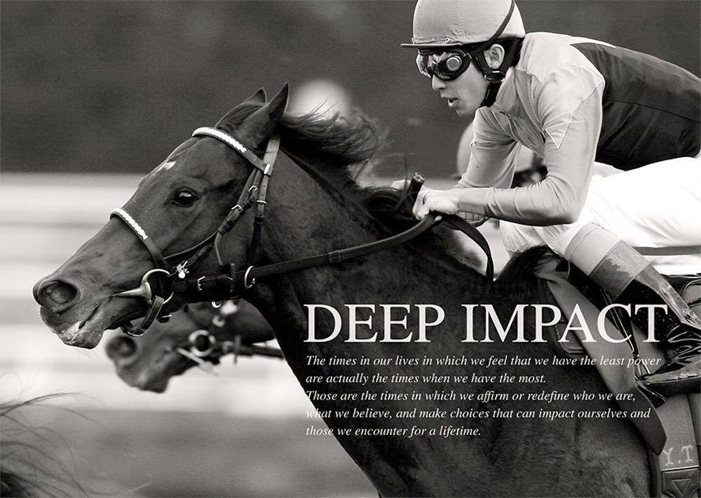 Deep Impact / Keiba (p)