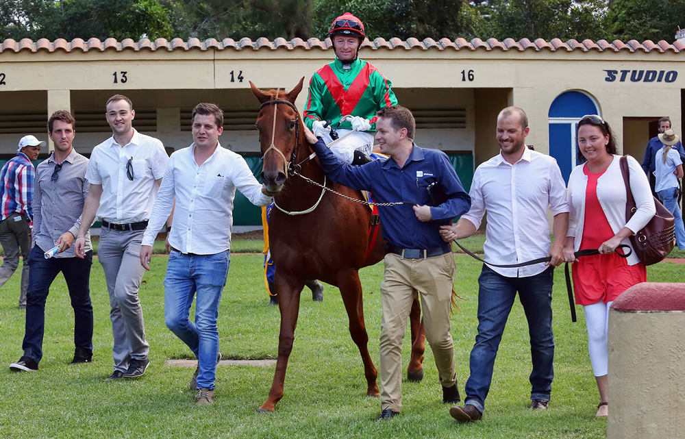 3A Racing Syndicate with Royal Pleasure / Gold Circle (p)