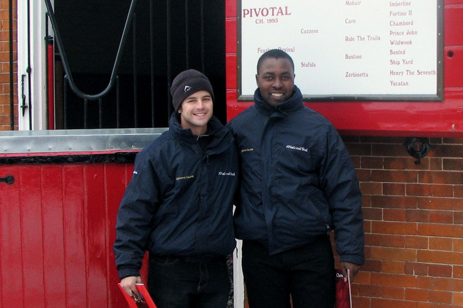 Thabani Nzimande and Matthew de Kock / Summerhill (p)