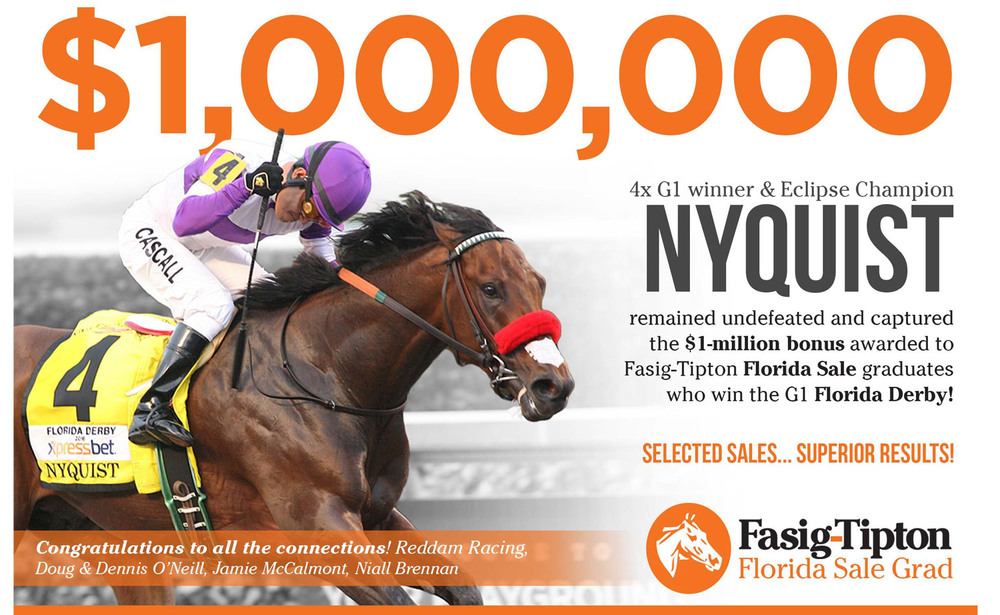 Nyquist Horse