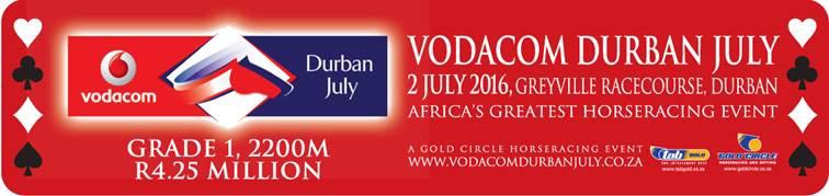 Vodacom Durban July 2016