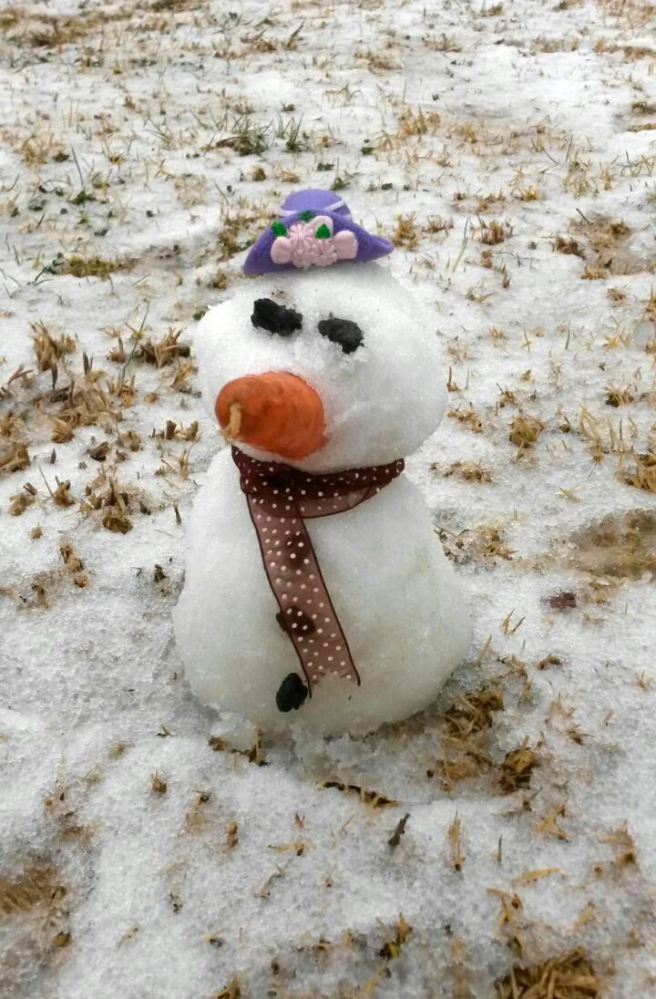 Snowman KZN Midlands