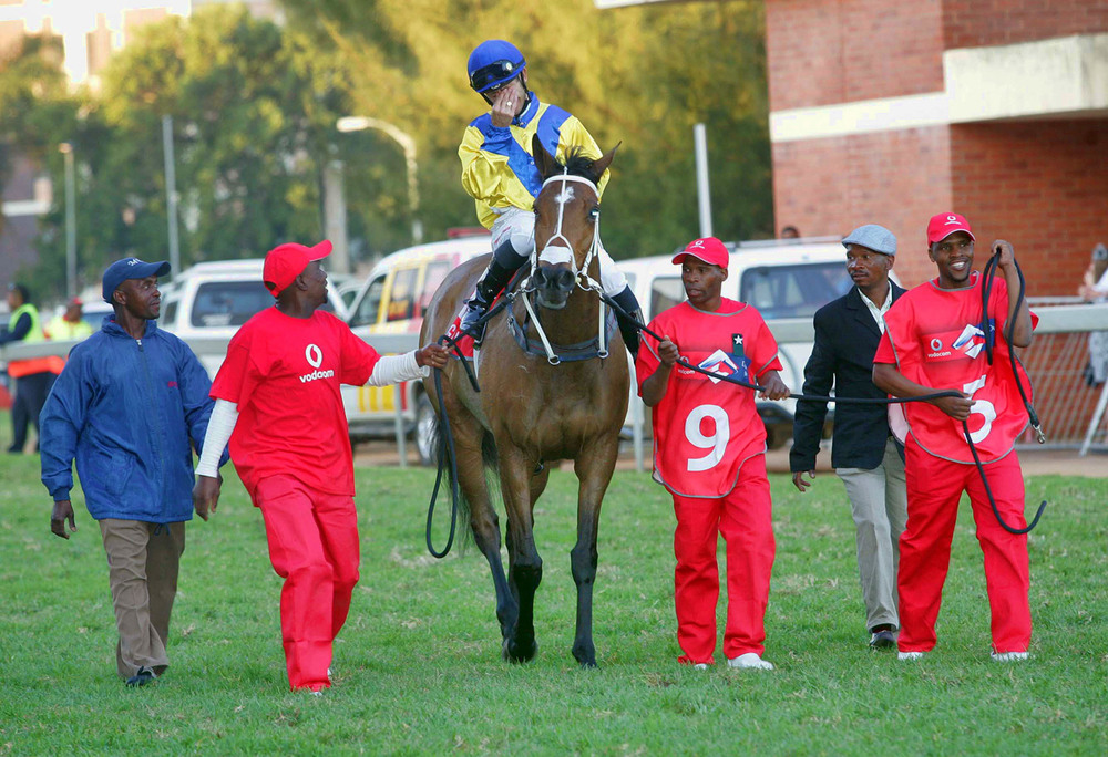 Igugu - Vodacom Durban July 2011 / Gold Circle (p)