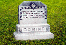 Domino's Gravestone
