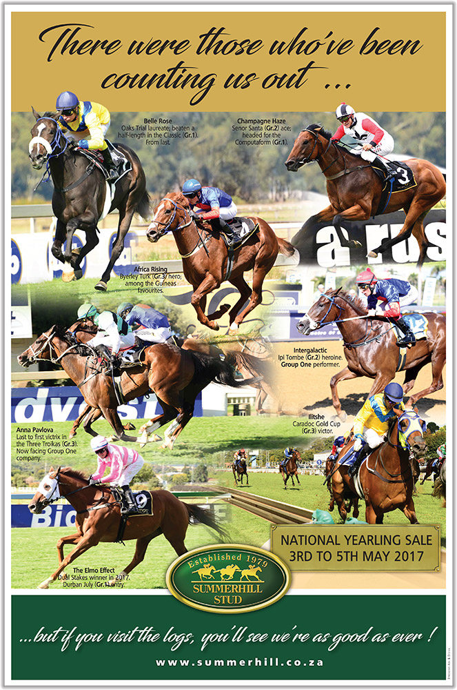 National Yearling Sale 2017