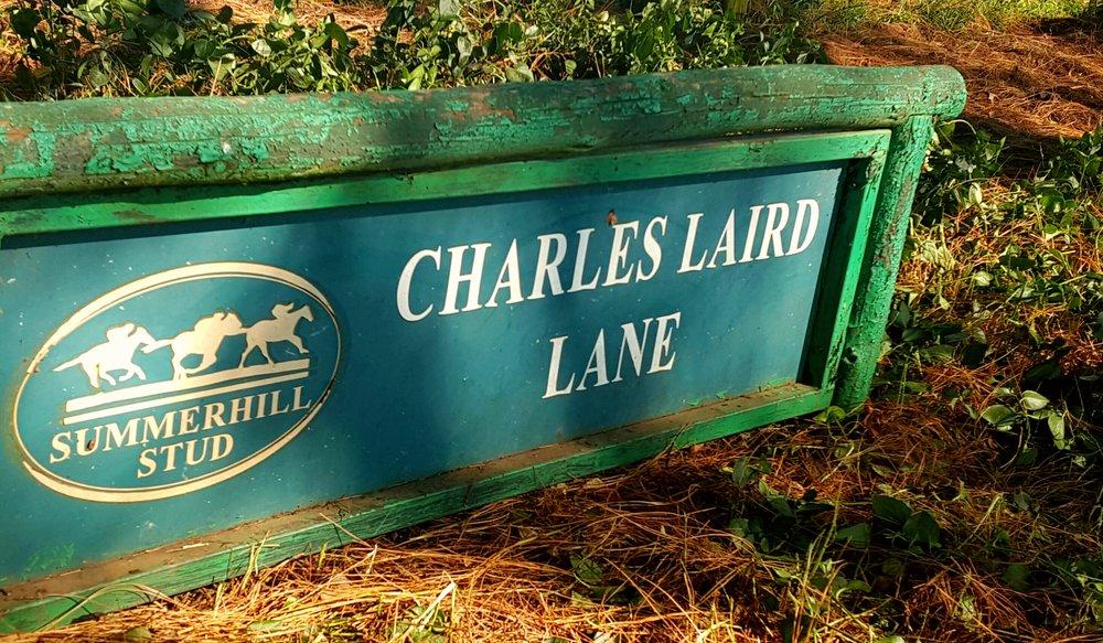 Charles Laird Lane -Bronwyn Goss (p)