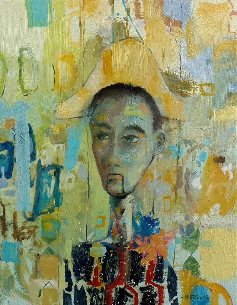 Imaginary Portrait: Marionette