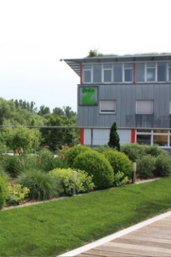 Zinco Headquarters, near Stuttgart, photograph courtesy of livingroofs.org