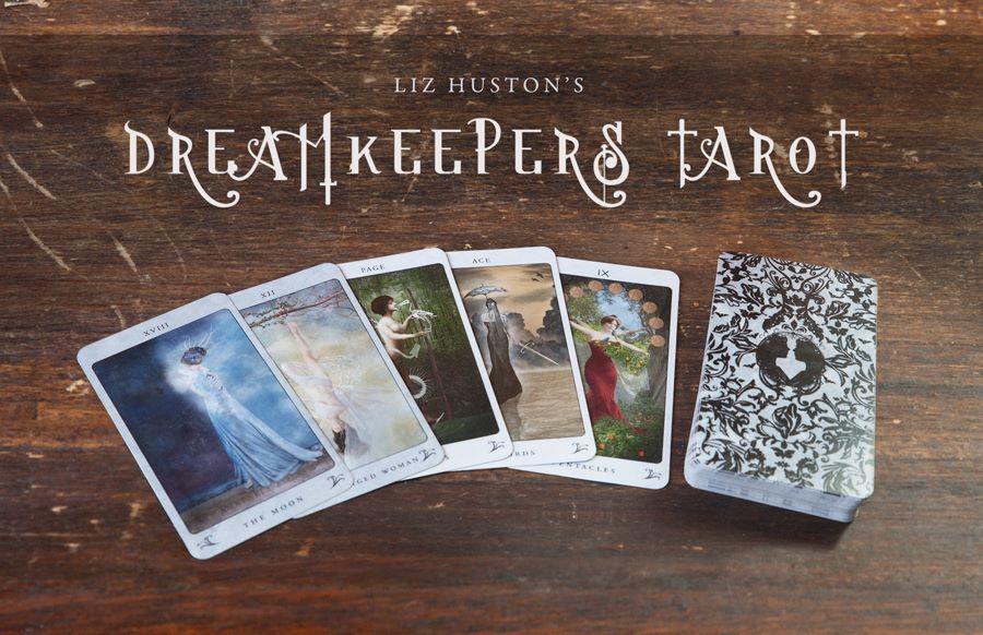 DK Tarot online promo desk.jpg