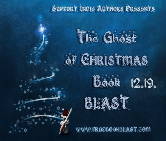 Ghost of Christmas Book Blast