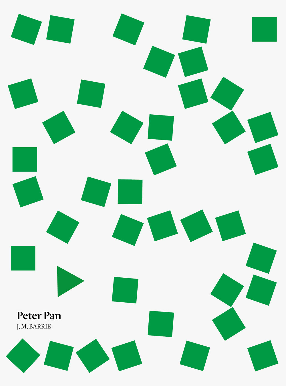 Peter Pan 1  - Playfulness and Solitude