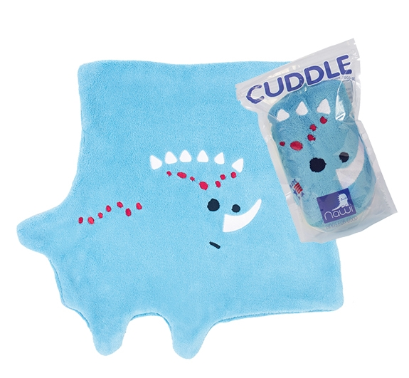 """Ryder """"lovey"""" blankie goes anywhere your new baby does. Our number one best seller for unusual, cool and funny baby shower gifts."""