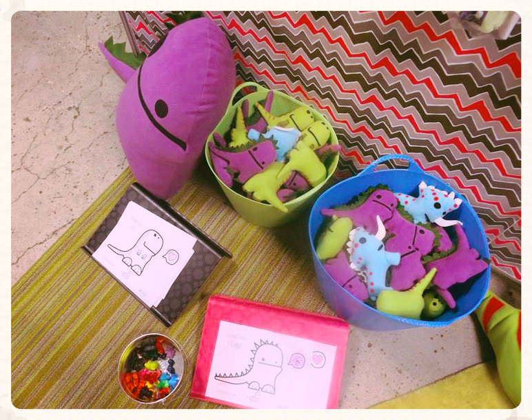 Dinosaurs make the best gifts for toddlers