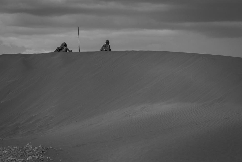 """""""Shifting Sands"""" Ngorongoro"""