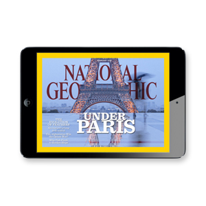 APP  Inaugural iPad app of  National Geographic  magazine