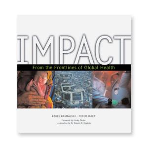 "BOOK    ""Impact"" photographed by Karen Kasmauski"