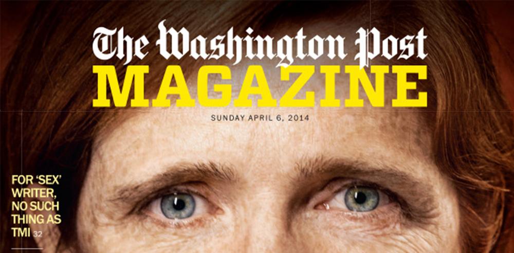 MAGAZINES •  The Washington Post Sunday Magazine