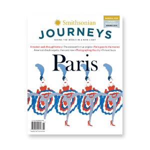 MAGAZINE NEW DESIGN  Smithsonian  Journeys  travel quarterly