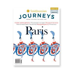 MAGAZINE    Smithsonian Journeys travel quarterly