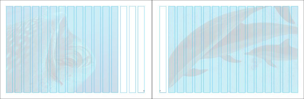 16 column image grid