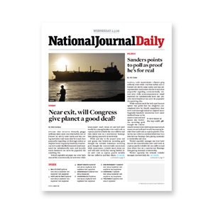 NEWSLETTER REDESIGN   National Journal Daily