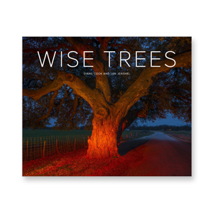 "BOOK ""Wise Trees"" by Diane Cook and Len Jenshel"