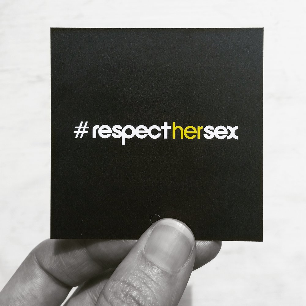 IN THE FOLD, a #RespectHerSex project. Fact Cards v2 ©2016 THE FEMME PROJECT