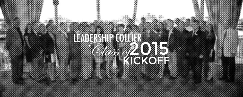 Leadership Collier Class of 2015 Kickoff
