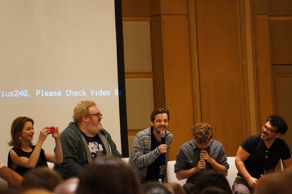 The main Game of Thrones panel.