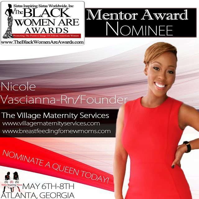The Black Women Are Awards Nominee